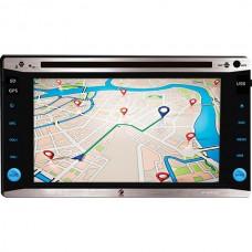"""Estereo con Pantalla Touch 6.5"""", HF-6500UBG"""